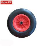 Полиуретановая пена для колес с другой стороны Wheelbarrow погрузчик инструмент вагон