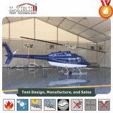 Aeronaves de alumínio Hangar tenda com porta de olhal para venda