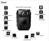 De sterke Versleten Camera van de Handhaving van de Wet van de Batterij 4G Lichaam met de Visie van de Nacht van de Optie WiFi