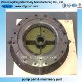 partes separadas de usinagem CNC fundição em areia de fundição de aço inoxidável