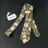 Coton tie d'impression 7cm Hommes Tie BZ0001