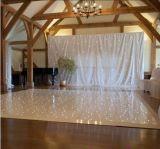 LEIDENE Door sterren verlicht LEIDENE van Dance Floor Dansende Tegel voor de Decoratie van het Huwelijk