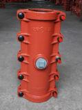 관 수선은 P125X500 의 쪼개지는 소매, PE, 관 빠른 수선을 새는 PVC 관을%s 관 수선 연결을 죈다