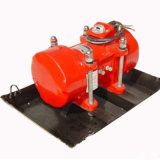Produto novo motor a gasolina vibrador para concreto Eléctrico de Asfalto com 1,5 Kw e 8 metros de Head