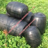 Rubber Pipeline Plugs met omleiding Inside