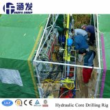 Haute Performance foreuse hydraulique de base de diamant (HFP600)
