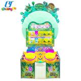 Machine van het Spel van de Kaartjes van de Loterij van de Jonge geitjes van de arcade de Muntstuk In werking gestelde Video