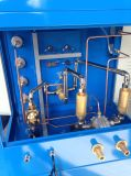Sistema maioria da fonte do gás/caixa misturada do gabinete proporção da mistura de gases/relação do gás