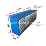 De op zwaar werk berekende Werkbank van het Kabinet van de Lade van het Metaal voor Garage en Workshop (mw01-5)