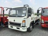 HOWO 4X2 EU-2 95PS 14FT Light Cargo Truck