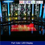 Aluminium P7.62 d'intérieur de bonne qualité coulant l'affichage sous pression de Rental/Moving DEL Screen/LED