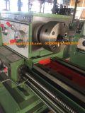 엔진 가는 헤드 C6140를 가진 절단 금속을%s 보편적인 수평한 기계로 가공 CNC 포탑 공작 기계 & 선반