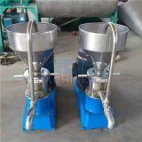 低い消費の産業ピーナッツバター機械、機械を作るピーナッツバター骨の粉砕機およびコロイドの製造所