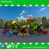 China-Berufshersteller-Plastikim freienspielplatz-Gerät für Kinder (KP13-131)