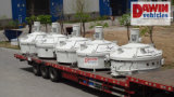 Diesel van de Apparatuur van de Bouw van de Technologie van Duitsland Kleine Mini Concrete Mixer voor Verkoop
