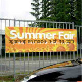 Display Banner PVC Mesh Fabric Digital Printing (1000X1000 9X13 370g)