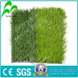 Buena calidad de la alfombra de césped artificial de fútbol