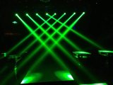 Movinghead 230W Sharpy 7r 반점 광속 이동하는 맨 위 점화 DJ 디스코 조명 효과 단계 빛