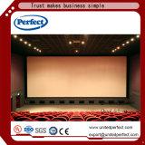 Fehlerfreie Isolierung Rockwool Decken-Fliese-Fiberglas-Leitblech im Büro/im Kino