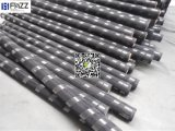 Rete metallica di alluminio rivestita di anti della zanzara della mosca colore del nero