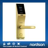 Touch-Screen 생물 측정 시간 Recoder를 가진 마스크 + 지문 자물쇠