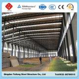 Atelier en acier préfabriqué galvanisé par qualité moderne de grande envergure