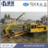 ¡Más artículo! Máquina direccional horizontal de la perforadora HDD de Hfdp-40 HDD