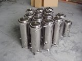 Aço inoxidável SS316 do Alojamento do filtro de mangas