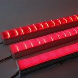 シンセンDMX RGBの建物の正面LEDの管ライト