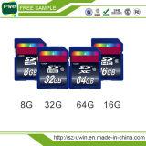 scheda di deviazione standard di /Micro della scheda di deviazione standard di velocità di 32GB SDHC 10MB/S