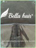 Extensions de cheveu empaquetant le sac non tissé de PVC d'épreuve de la poussière de sac