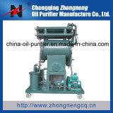 Unidade de limpeza de óleo de transformador de fase única / Máquina de processamento de óleo isolante a vácuo barata