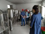 коммерчески система заваривать пива оборудования винзавода пива 2000L
