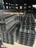 Piso Hoja de cubierta / Hoja de acero galvanizado / Hoja de acero de alta calidad Yx65-185-555