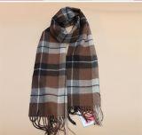 人のための2122 -100%カシミヤ織/ヤク/ウール/編まれたウールのHightの品質のスカーフ
