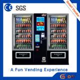 Touch Screen를 가진 2016 신식 Drink Vending Machine
