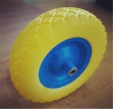 4.00-8 Fabricante da Roda de espuma de poliuretano flexível