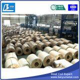 Bobina de aço galvanizado com SGCC