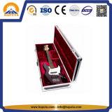 Harter Aluminiumgitarren-Kasten mit schützendem Schaumgummi (HT-5111)