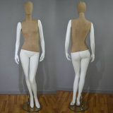 Tissu Wrapped Female Mannequin pour Window Display