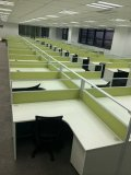 現代様式の優れたスタッフの区分ワークステーション事務机(PS-30&60-07)