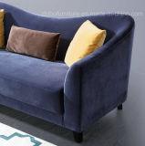 تصميم بسيط زرقاء ركب بناء أريكة لأنّ أثاث لازم بينيّة