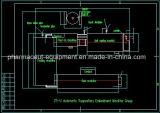 Farmaceutische Apparatuur/Zetpil die het Vullende Verzegelende Model van U van de Fabrikant van de Machine vormen