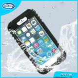 Cas lourd imperméable à l'eau de téléphone mobile pour l'iPhone 6
