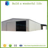 차 주차 창고 그림을%s Prefabricated 가벼운 강철 구조물