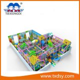 Spelen van de Speelplaats van de Kinderen van het Park van het thema de Zachte Binnen