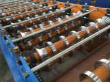 لون فولاذ تسقيف لوح تقدّم يجعل آلة
