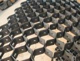 Refraktäres Futter-Hex Metall für Erdölchemikalie