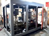 2 Compressoren van de Lucht van de Aandrijving van Ce van het stadium de Directe Olie Gesmeerde