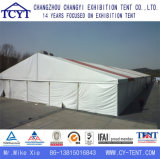 Barraca industrial do armazenamento do negócio permanente ao ar livre do telhado